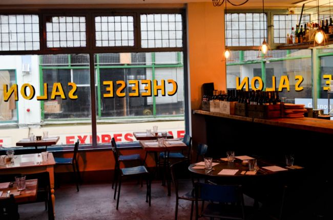 Casual nose-to-tail food with great taste @ restaurant 'Salon' | Brixton, #London