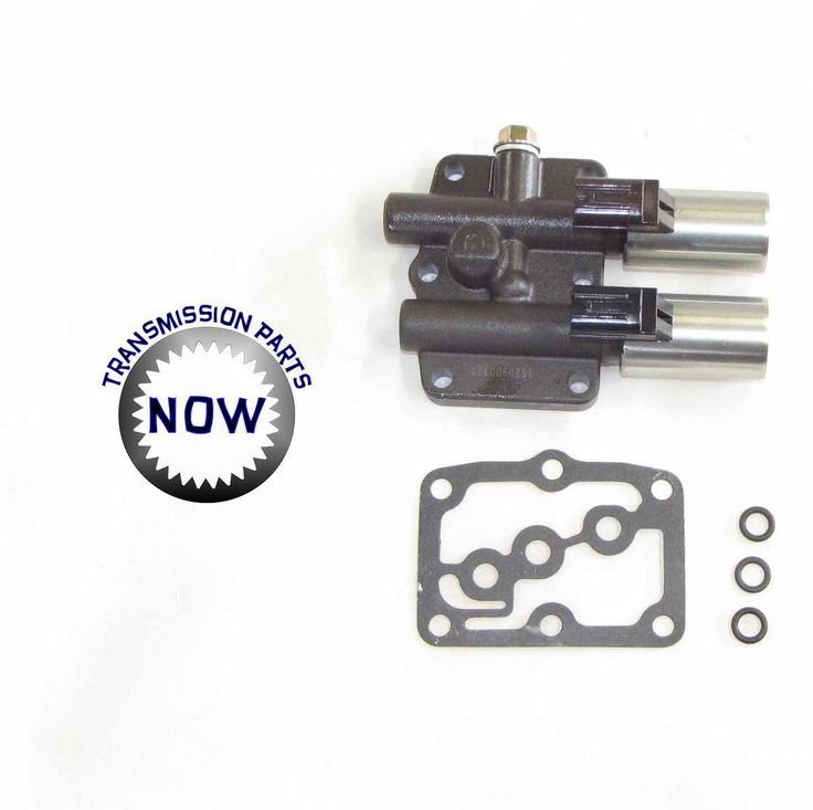 Honda Acura Transmission Dual Linear Solenoid, Quality