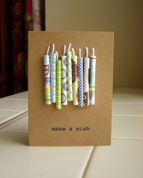 grattiskort fodelsedag kort pyssel papperspyssel inspiration tips ide