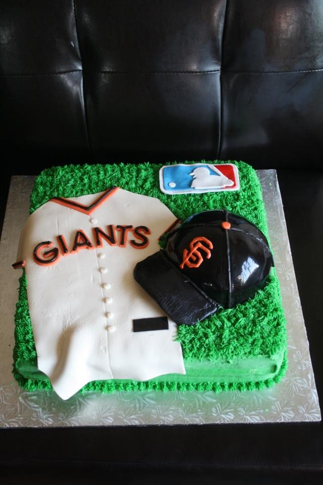 37 best SF Giants Cakes images on Pinterest Giant cake San