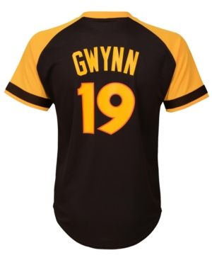 Majestic San Diego Padres Mlb Youth Cooperstown Player Jersey Tony Gwynn  - White XL