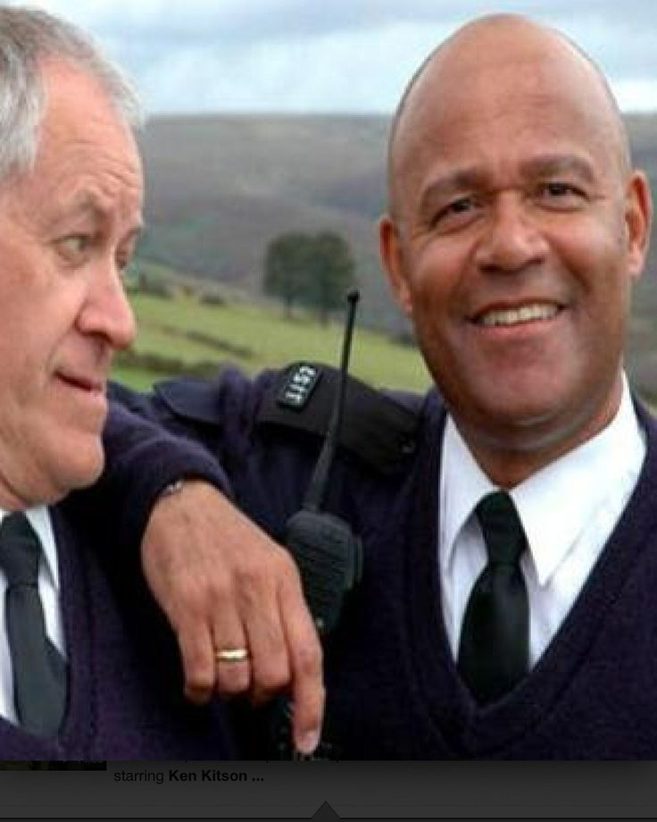 """Last of the Summer Wine ( BBC ).  """"PC Cooper and PC Walsh"""" ( Ken Kitson and Louis Emerick )"""