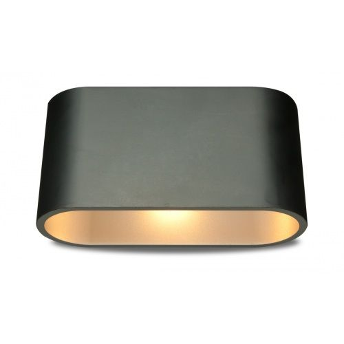 Wandlamp Cetus zwart-zilver voordelig online bestellen - FASHION FOR HOME