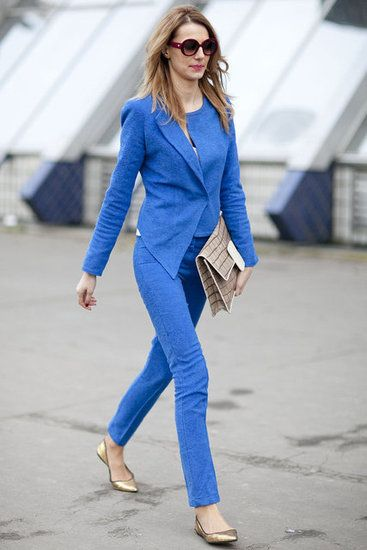 BELLE VIVIR -Decorating Ideas, Interior Design Inspirations and Fashion Latest. : Style inspiration: Women pant suits