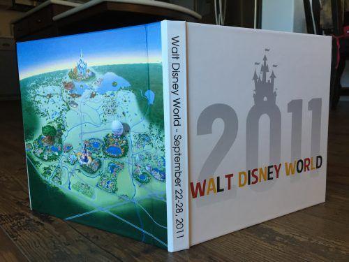Easy Disney World Photo Book