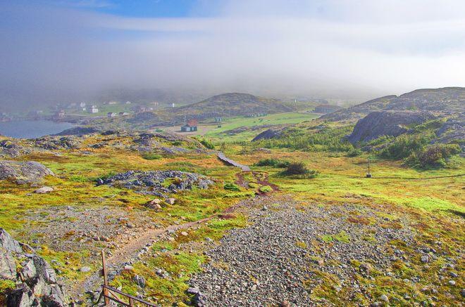 Brimstone Head, Fogo Island, Newfoundland