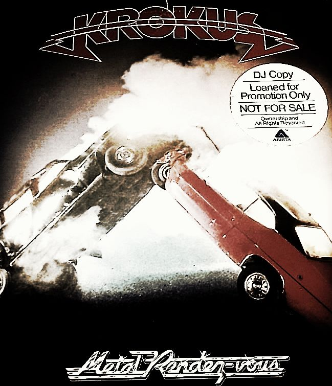 80s Heavy Metal Band Krokus Marc Storace combined charismatic good looks with a powerful heavy metal voice that is eerily similar to AC/DC's Bon Scott.