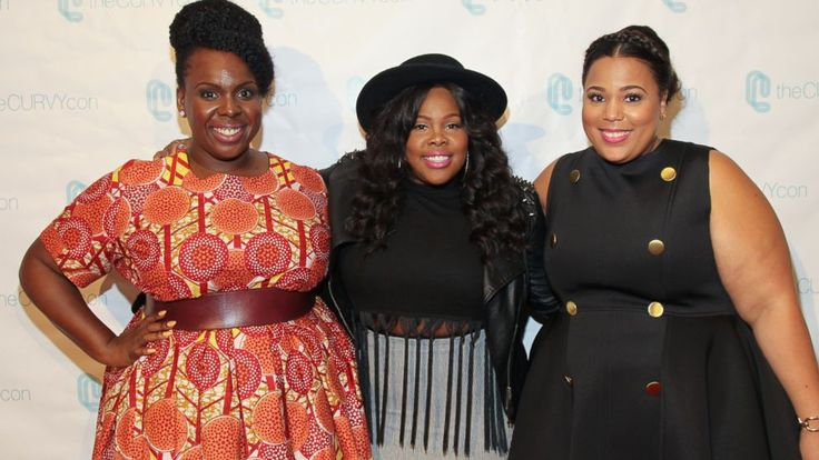 The Curvy Con Rocks New York With Full-Figured Style. The Curvy Con, an inaugural conference for plus-sized women held in New York City this weekend that attracted more than 500 stylish and full-figured attendees from all over the world.