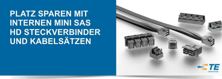 SHC GmbH - Interne Mini-SAS-HD-Steckverbinder und Kabelsätze
