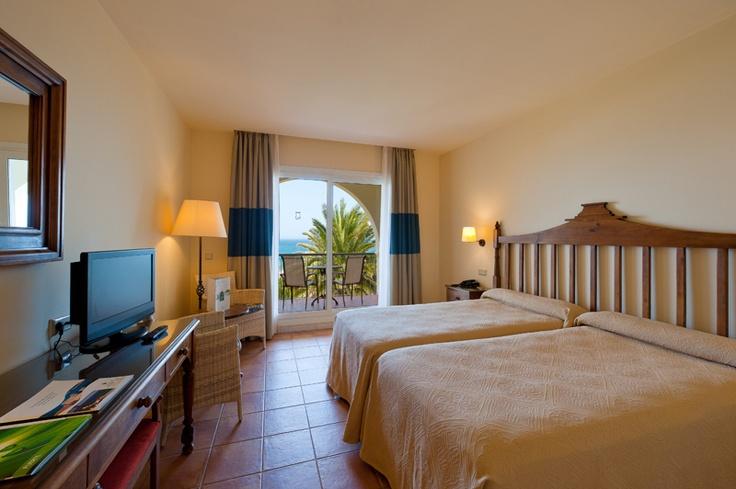 Habitación de Fuerte Conil-Costa Luz | #Spain #holiday