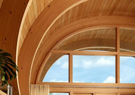 curved glulam - Google Search