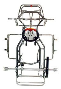 Margay Racing Karts :: Margay Racing Karts :: Complete Racing Kart Chassis :: Chassis & Parts ::...
