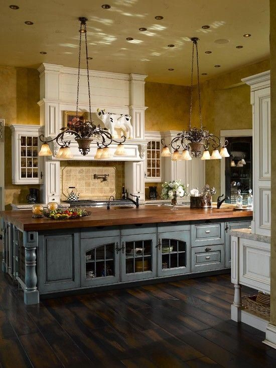 51 Dream Kitchen Designs to Inspire your Kitchen Renovation