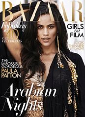 black-actress-paula-patton-harpers-bazaar-magazine-cover