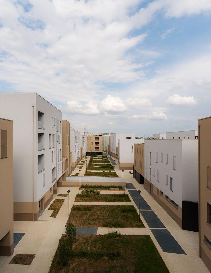 Studio Castiglioni & Nardi aa, Luca Compri, Paolo Favole, Roberto Mascazzini, Simone Bossi · Figino: the sustainable village · Divisare