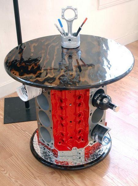 best 20+ engine coffee table ideas on pinterest | welding, welding