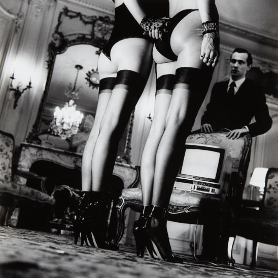 PHILLIPS : NY040213, Helmut Newton                              …