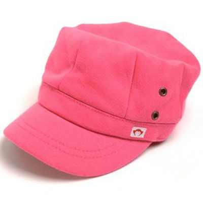 Girls Hot Pink Hat from Appaman on Wittlebee