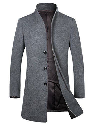 http://picxania.com/wp-content/uploads/2017/09/aptro-mens-wool-french-front-slim-fit-long-business-coat-1681-grey-us-l.jpg - http://picxania.com/aptro-mens-wool-french-front-slim-fit-long-business-coat-1681-grey-us-l/ - APTRO Men's Wool French Front Slim Fit Long Business Coat 1681 Grey US L -   Price:    We have always been believing that classics would be eternal and have been working on building up more charismatic men with our brief design and top-leveled quality. Come to