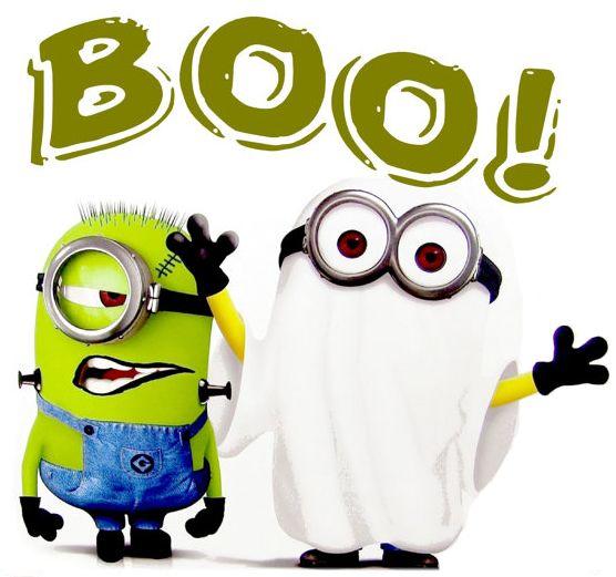 Minions Boo....