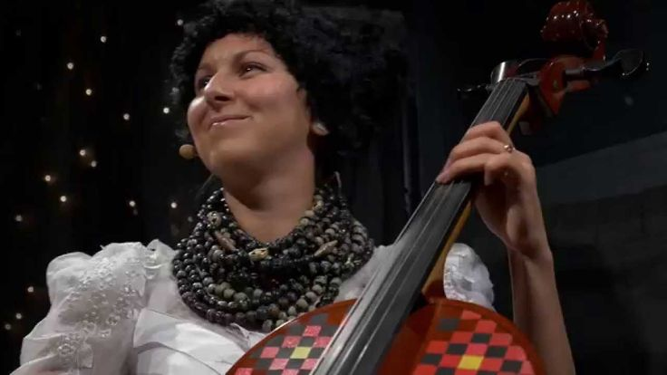DakhaBrakha - Divka Marusechka (Live on KEXP)
