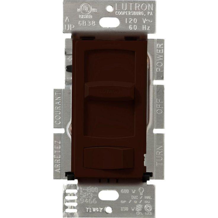 17 meilleures idées à propos de dimmer led sur tabela skylark contour 150 watt single pole 3 way preset cfl led dimmer almond brown