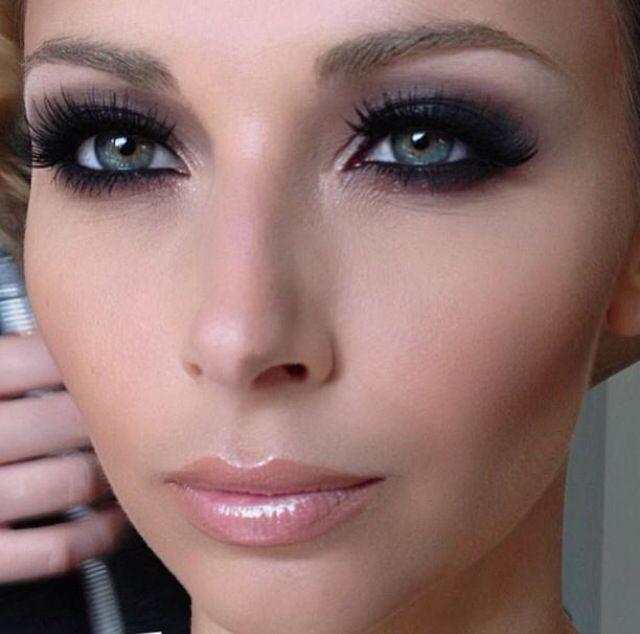 contour on fair skin. flawless makeup ! | MAKEUP. | Beauty makeup, Fair skin makeup, Skin makeup