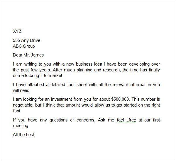 25+ melhores ideias de Amostra de carta de proposta no Pinterest - business proposal letter sample