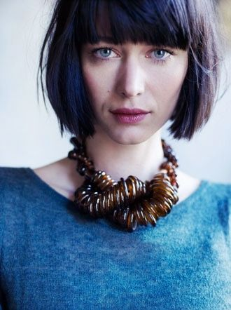 When deciding on what type of bangs you want , first consider your hair texture. Geometrical structures can be highlighted when matched with sleek locks, ...