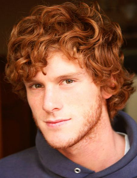 Collin has this hair, but more frizzy... lol, this is going to take a while, ;P