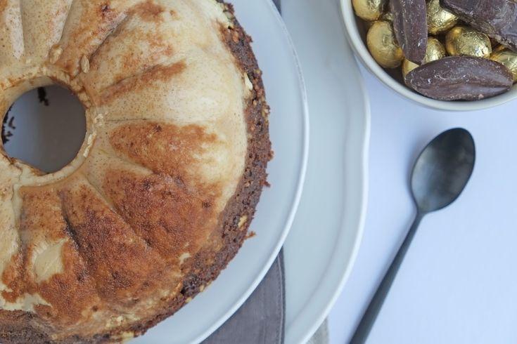 ElsaRblog: Brownie / Vla taart (Monchou recept)