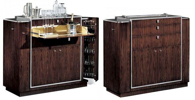 Ральф Лорен создал дизайн домашнего бара