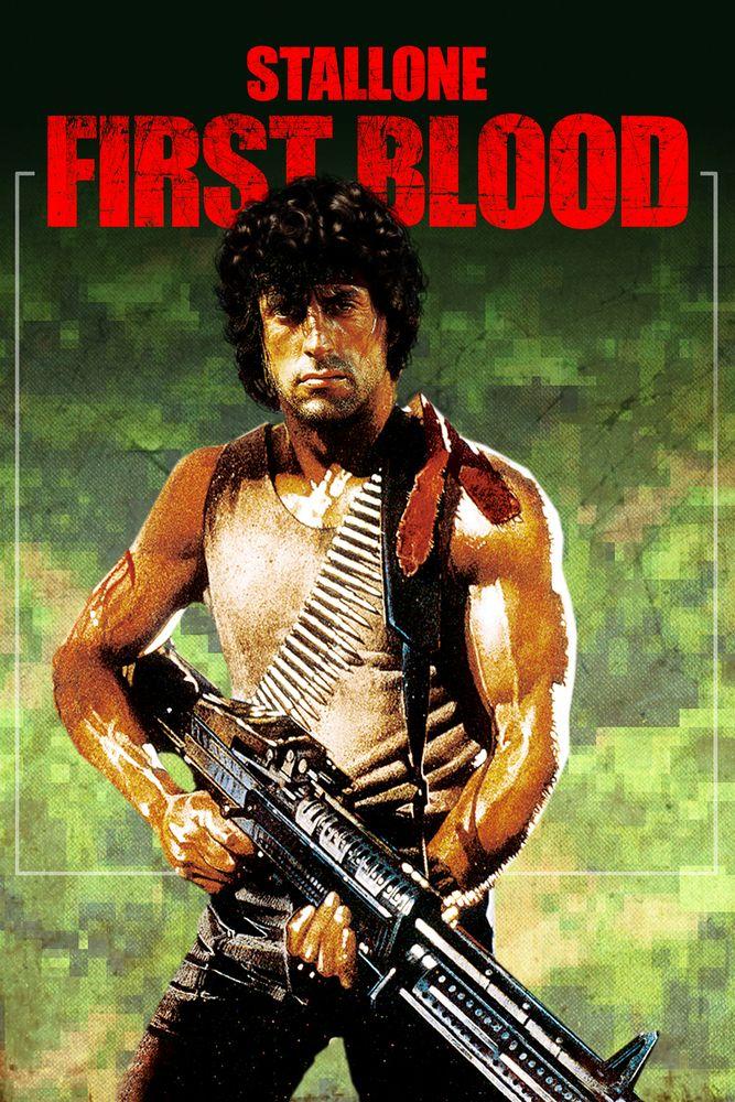 Rambo: First Blood - Sylvester Stallone, Richard Crenna, Brian Dennehy