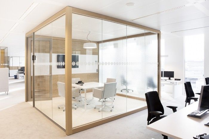 NUON nieuwAmsterdam interieur kantoor Heyligers 15 700x466 NUONs Amsterdam Headquarters / HEYLIGERS d+p