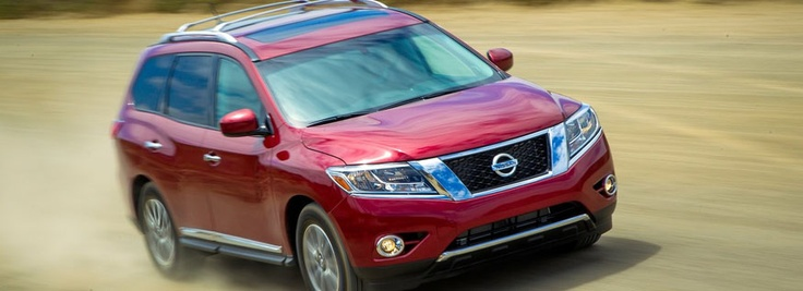 Pathfinder has been an icon of adventure for more than a quarter century. With a progressive redesign that honors its enduring legacy and speaks to the modern world, the all-new Nissan Pathfinder really lives up to its legendary name.