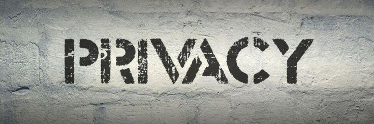 Privacy bestaat niet meer