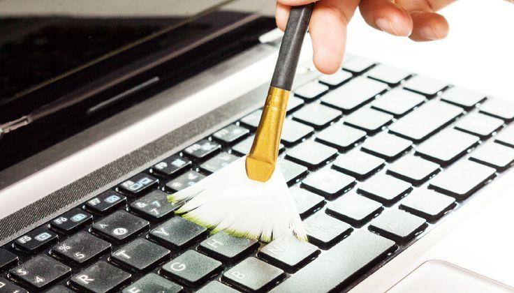 Πώς να Καθαρίσετε το Πληκτρολόγιο του Λάπτοπ σας
