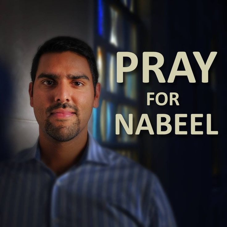 In my prayers  - a great man of God. RZIM_Pray_For_Nabeel_Qureshi