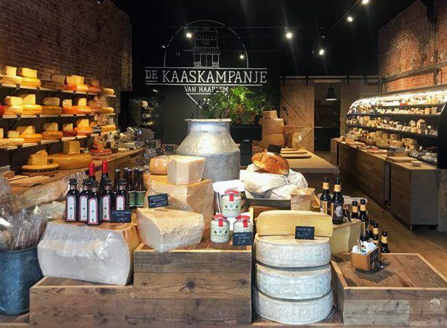 De KaasKampanje: kaas en delicatessen winkel
