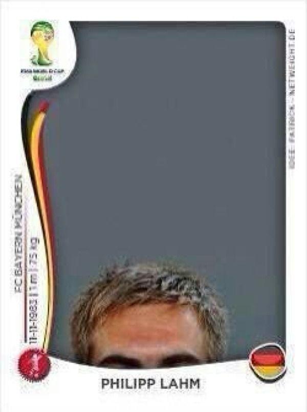 Fußball-WM 2014: 22 Fundstücke, über die das Netz lacht - Bild.de