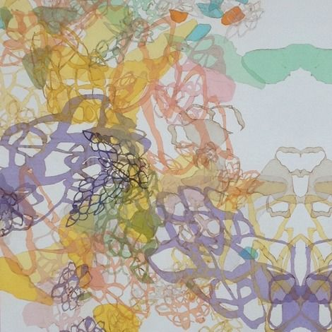 Spoonflower Fabric of the week voting: Microorganisms