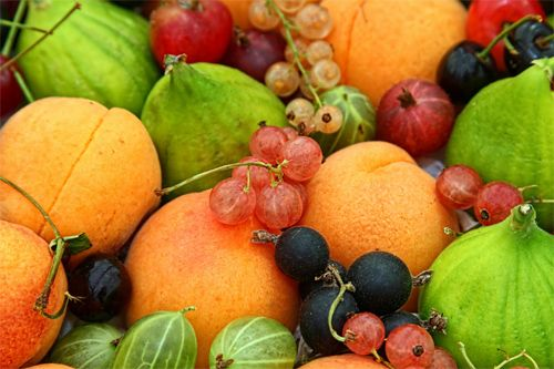 A Collection of Appetizing Pictures of Fruit