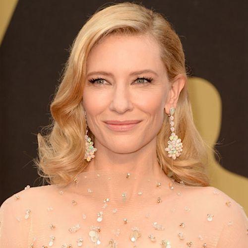 Cate Blanchett's jewellery style - The Jewellery List