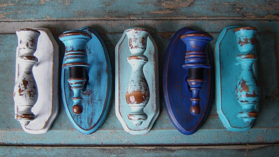 Wall Candle Holder Sconces; $38.00