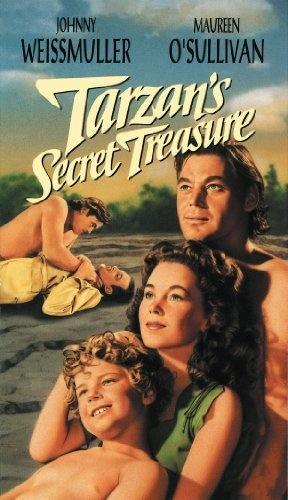 """""""Tarzan's Secret Treasure"""" (1942)."""
