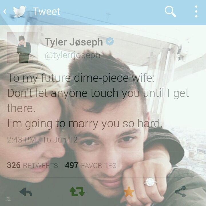 I. Love. This. Tyler & Jenna Joseph