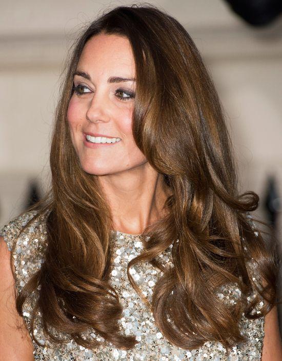 Kate Middleton Hair | Tusk Conservation Awards 2013