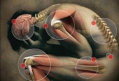 """Più stiamo male """"dentro"""",più ci ammaliamo """"fuori"""".La malattia è un conflitto tra anima a e corpo. http://jedasupport.altervista.org/blog/sanita/salute-sanita/corpo-concretizza-dispiacere-malattia/"""