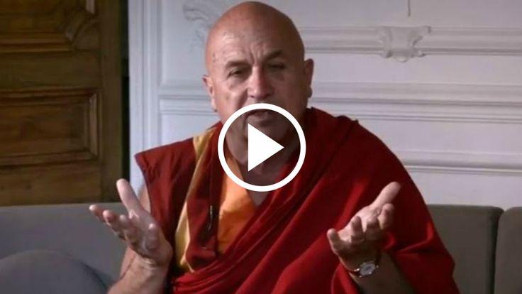 Matthieu Ricard, monje budista y escritor, explica como ser vegano te hace feliz  http://www.ledestv.com/es/aficiones/veganos/video/segun-matthieu-ricard-ser-vegano-te-hace-feliz/3344