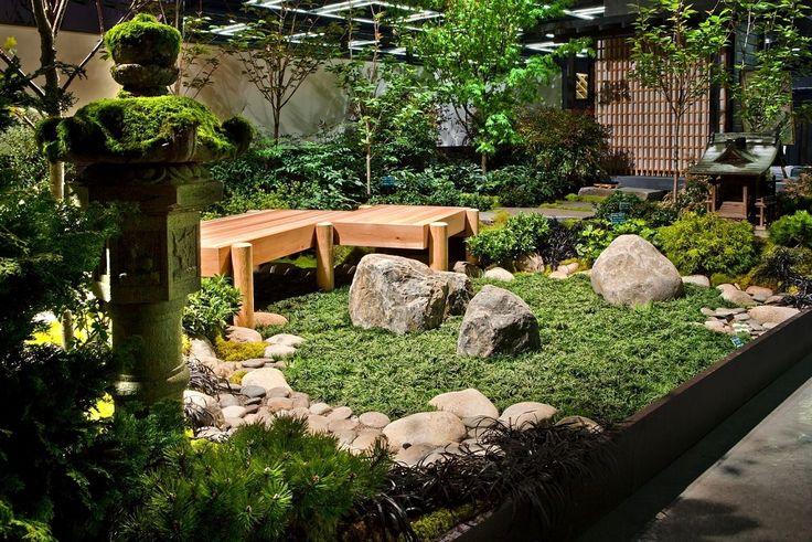 Country Style Gardens and Backyards,English Cottage Garden,Garden Tips Designs,small backyard japanese garden